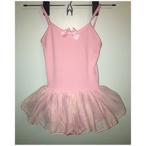 Natalie Child Camisol Tutu Dress Size S/M